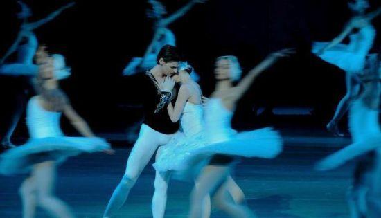 马林斯基芭蕾舞团天津倾情演绎《天鹅湖》
