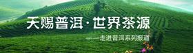 """""""天赐普洱,世界茶源——走进普洱系列报道"""