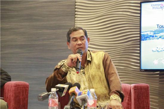 马来西亚森美兰州旅游主席拿督Razi先生