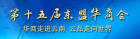 第15届东盟华商会:华商走进云南 云品走向世界