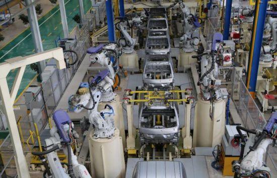 时骏汽车大理凤仪制造基地全面引入全自动、智能化生产设备