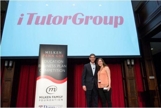 TutorABC母公司在美设立iTutorGroup Prize创新奖,鼓励在线教育创新