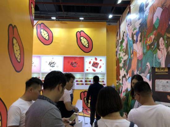 吟展现第二十届广州性文化节,亮相独树一帜女式内裤情趣图片情趣三角图片