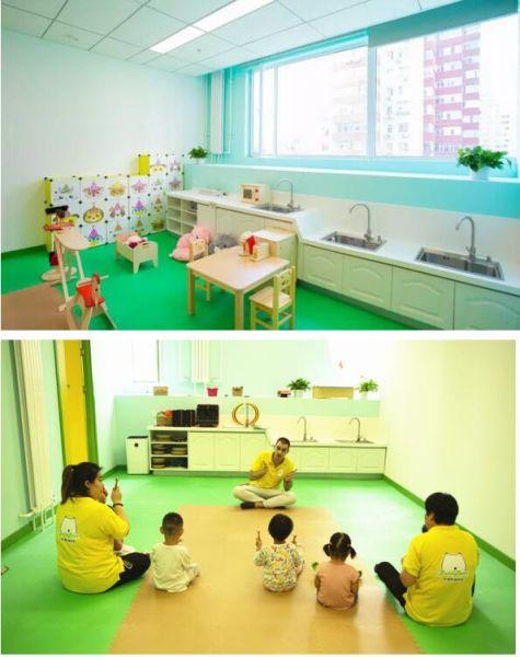 既要孩子快乐,还要孩子学习,芭迪熊亲幼馆满足你!