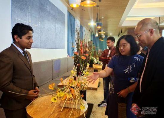昆明市第二届面向南亚东南亚国际技能人才专项培训