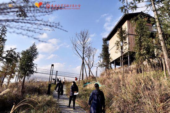 龙塘山房 实景图