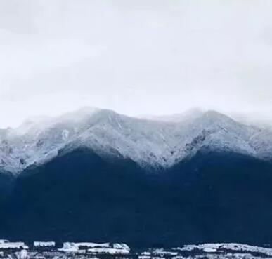 云南这三个地方下雪啦!快来GET最美雪景吧!