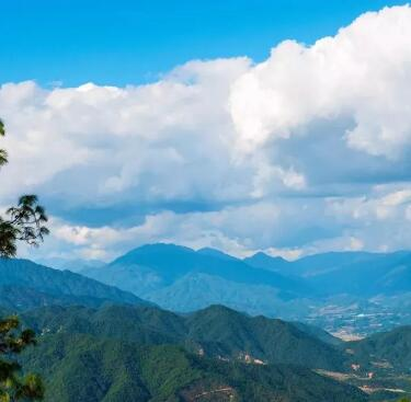 """云南竟然有那么多带""""山""""的城市!"""