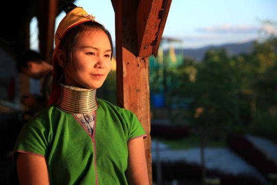 缅甸长颈族