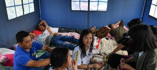 通海发生2次5.0级地震:7万余人受灾 暂无人员死亡